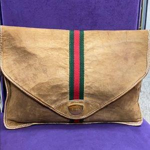 Gucci Envelope Clutch Vintage